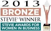 Bronze Stevie, Female Entrepreneur of the Year