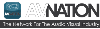 AV Nation - the network for the Audio Visual Industry